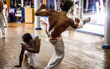Capoeira Classes